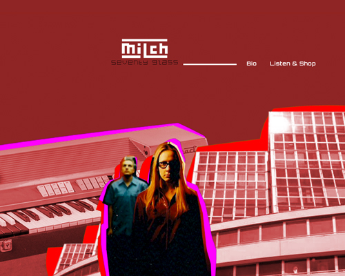 MILCH - Landing Page