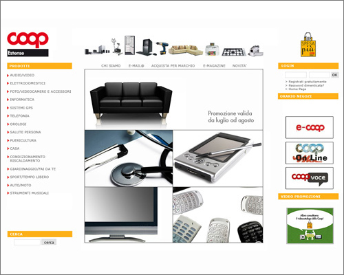 Videocatalogo - Website